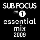 Sub Focus Essential Mix 2009
