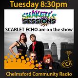 Shakey's Sessions - @CCRShakey - Shakey - 16/09/14 - Chelmsford Community Radio