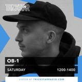 OB-1 with Edgy on Trickstar Radio (10th February 2018)