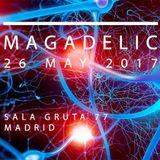 Magadelic 2017 Live Dj set