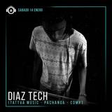Diaz Tech @ 20DOCE (14.01.2017)