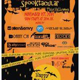Danny Oh  -  Live At Halloween Spooktacular 2014 Trance Party (1Mix)  - 01-Nov-2014