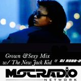 Grown and Sexy Happy Hour Mix on THE MID NOON HEAT SHOW w/ The New Jack Kid mocradio.com 14 Jun 2017
