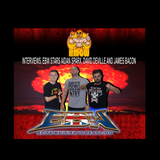 EBW Podcast with Fiery Aidan Sparx, David Deville and James Bacon