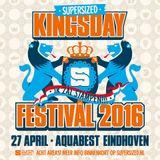 Partyraiser @ SuperSized Kingsday 2016