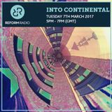 Into Continental /Ghana 7th March 2017