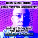 Michael Procters Old Skool House Party 11th Feb 2017