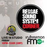 King Addies On The Reggae Soundsystem Corner Radio Show (UK)  - 06/04/2018