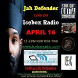 The MIx & Blend Show With Icebox Intl On  Icebox Radio With Guest Jah Defender