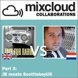 Mixcloud Collaborations Part 3: JB meets ScottieboyUK