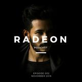 Radeon Podcast #002 - November 2016