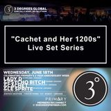 3 Degrees @ Primary Chicago's 2 Year Anniversary Week (Cachet's Set) + Lady D + DJ Psycho Bitch