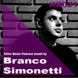 Killer Beats Podcast 021 mixed by Branco Simonetti