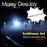 Massy DeeJay - TechTrance Vibes October 2K15