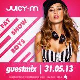 Juicy M - Guestmix on DJFM [31.05.2013]