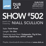 DUB:fuse Show #502 (May 24, 2013)