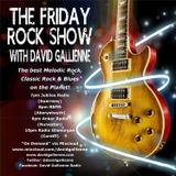The Friday Rock Show (12th August 2016)