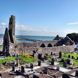 The lovely seaside town of Howth, Ireland, plus five sea shanties
