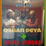 my earthlight session. part.2. with Qshan Deya and Rivah Jordan