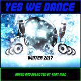 YES WE DANCE Winter 2017