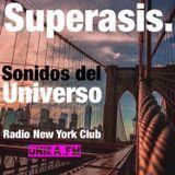 229.-SONIDOS DEL UNIVERSO Radioshow 229@Superasis NYC#03.03.2017