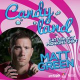 CANDYLAND - The Midnight Shift - 15-OCT-16