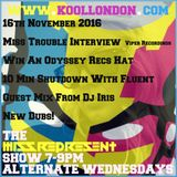 02.11.15 Kool London Show With Trouble, Iris and Fluent