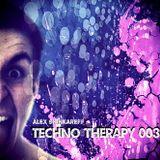 Alex Shinkareff - Techno Therapy 003