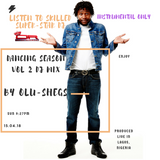Dancing Season Vol 2 (Instrumental Only) DJ Mix by Olu-Shegs