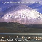 Psychic Mountain Ascent In Coldish Snow