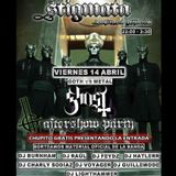 Stigmata - Aftershow GHOST - GuilleMODE - 14/04/2017