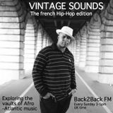 VINTAGE SOUNDS n°13 (special french Hip-Hop)