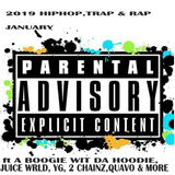 2019 HIPHOP,TRAP & RAP ft JUICE WRLD,GUCCI MANE,KODAK BLACK,YG,A BOOGIE WIT DA HOODIE,2CHAINZ & MORE