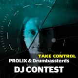 Houbass - Take Control DJ contest