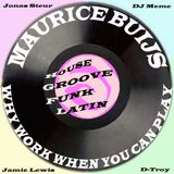 Why Work When You Can Play - Mixed by Maurice Buijs