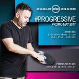 Pablo Prado - Promo For Clubs PROGRESSIVE (May 2017)
