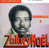 BLACK VOICES hommage à ZAKRI NOEL   RADIO HDR ROUEN