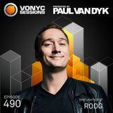 Paul van Dyk's VONYC Sessions 490 - Rodg