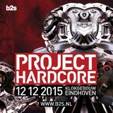 SRB vs The Vizitor @ Project Hardcore 2015