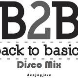 Back To Basics Disco Mix v2 by DeeJayJose