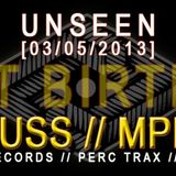 Nomad DJ Set @ Unseen (3rd May 2013)