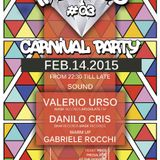 Valerio Urso @ Impulse #03 Carnival Party 14-02-2015