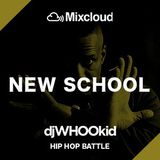 DJ Whoo Kid's New School Mixtape DJ B.Phoenix