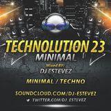 DJ Estevez - Technolution 023 (FEB-2014)
