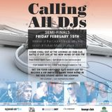 Calling All DJs Semi Final Mix with SpeakerTV & KISSFM