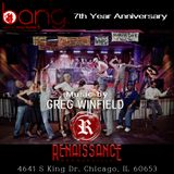 Soul-Frica Sunday's presents bang 7th Year Anniversary W/Resident Dj Greg Winfield