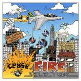 Sir James- CEASE FIRE SELECTOR- Jamaican Oldies Vinyl Mix VOL 5