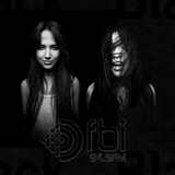 Bella Sarris & Morgan Hyslop @ FBI 94.5 Radio - 01.12.2012