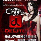 dj Lennert Wolfs @ DeLite - Halloween Opening 31-10-2013