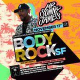 BODYROCK SF Live Nov 2018